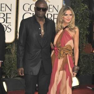 Seal Angry About Heidi Klum's 'Date'?