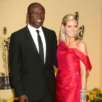 Heidi Klum And Seal's Family Christmas