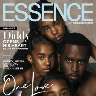 Diddy's focus is on family after Kim Porter's death