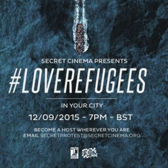Secret Cinema To Host Refugee Crisis Protest
