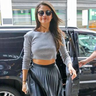 Selena Gomez: Fashion was 'overwhelming'