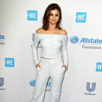 Selena Gomez swipes IHOP mug