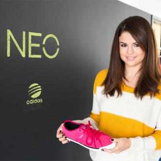 Selena Gomez 'Excited' By Adidas Neo Partnership