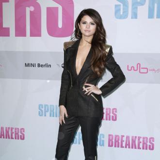 Selena Gomez Hungover On Jay Leno's Show