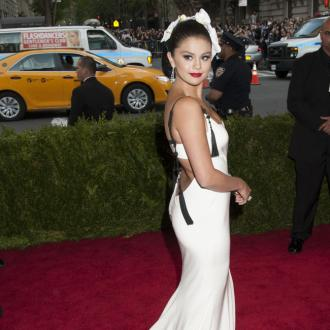 Selena Gomez 'felt like a princess' at the Met Gala