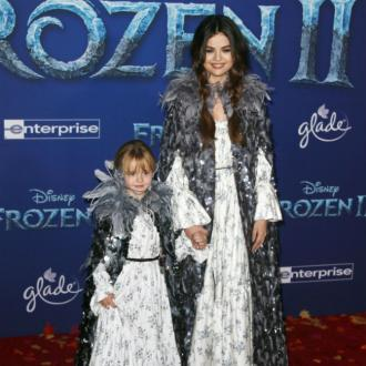 Selena Gomez proud to walk red carpet with sister