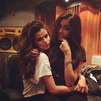 Justin Bieber Joined In Studio With Selena Gomez