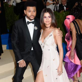 Selena Gomez gushes over The Weeknd