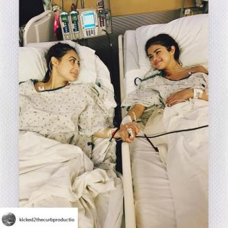 Selena Gomez's mother felt 'helpless' when her daughter underwent a kidney transplant