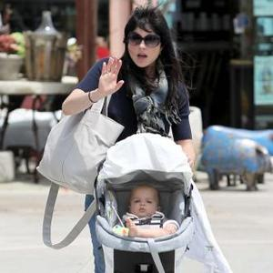Selma Blair Splits From Boyfriend