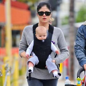 Selma Blair's Outgoing Son