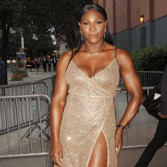 Serena Williams says love can be a 'magical' thing