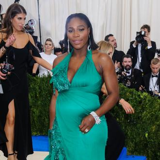 Serena Williams expecting a girl