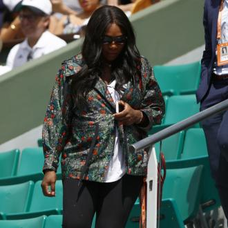 Serena Williams is 'disappointed' by her pregnancy cravings