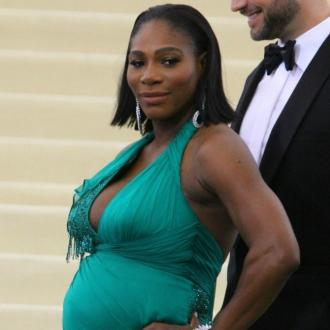 Serena Williams looking forward to motherhood