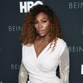 Serena Williams wants daughter to 'embrace' being strong,