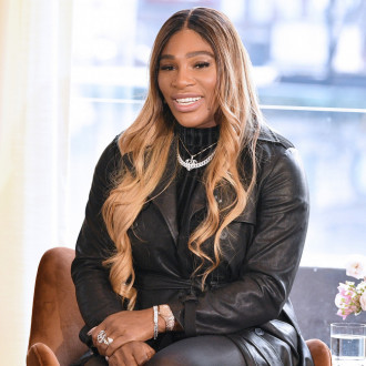 Serena Williams and 'mini-me' daughter Olympia star in Stuart Weitzman fashion campaign