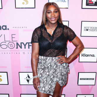 Serena Williams living in Gaiter Mask Dress to 'stay protected' from COVID-19
