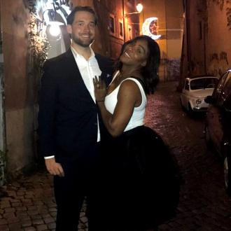 Serena Williams Says Fiance Is Spoiling Their Daughter