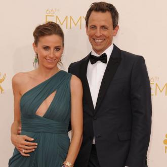 Seth Meyers' Baby Born In Apartment Lobby