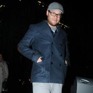Seth Rogen: 'Losing Weight Is No Picnic'