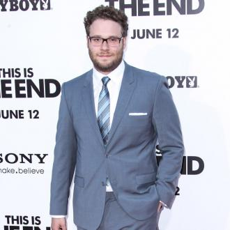 Seth Rogen 'Roast Master' For Franco Roast