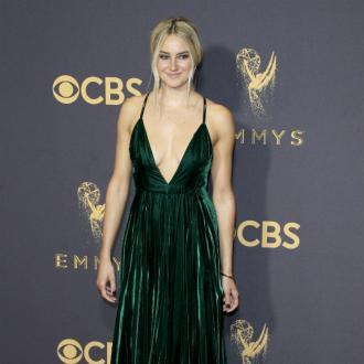 Shailene Woodley praises co-stars