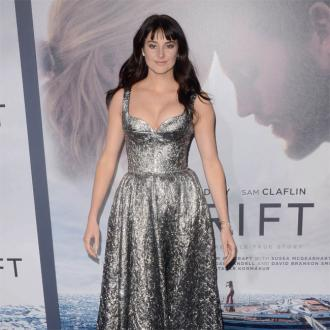 Shailene Woodley lived on 350 calories for Adrift