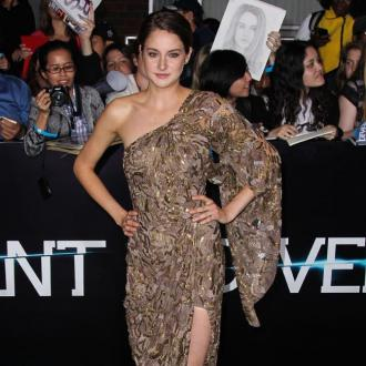 Shailene Woodley Fancies Manly Men