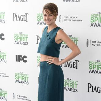 Shailene: I Love People For 'Who They Are'