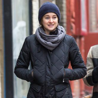 Shailene Woodley Wants To Do Her Own Stunts