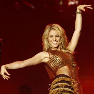 Shakira Reveals Tour Dates