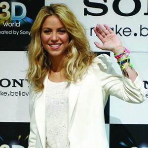 Shakira's Cavalli Designs