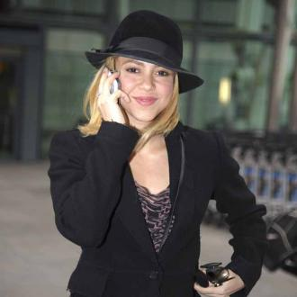 Shakira Recovers From C-section