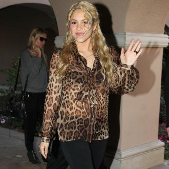 Shakira Stressed About Baby Weight