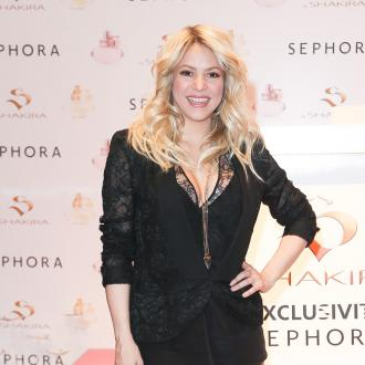 Shakira Worries About Regaining Figure