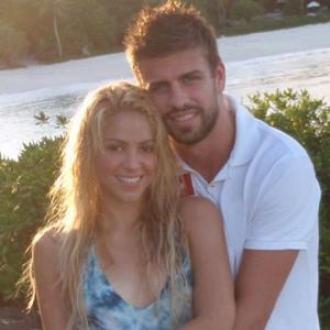 Shakira Confirms Soccer Star Romance