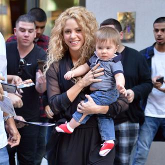 Shakira's baby son is 'reaching new milestones every day'