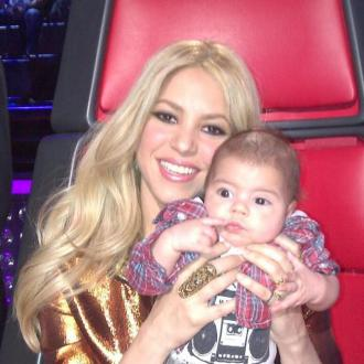 Shakira Gushes Over Son