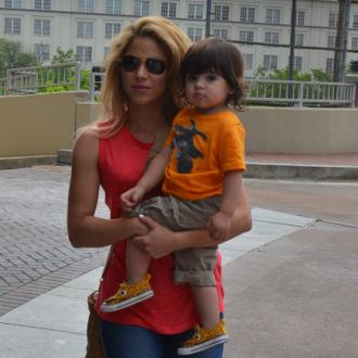 Shakira questions her parenting skills every day