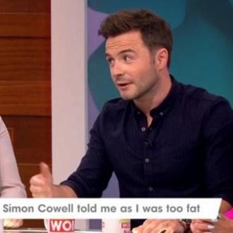 Shane Filan Was Told He Was Fat By Simon Cowell