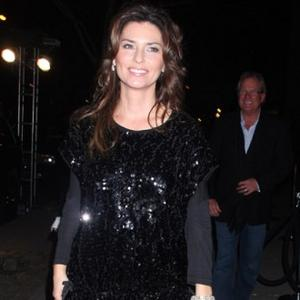 Shania Twain Enjoyed Romantic New York Break