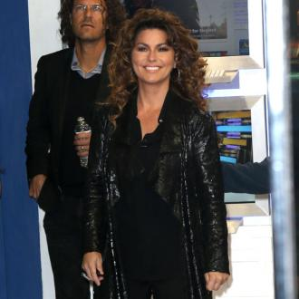 Shania Twain 'lucky' to have collaborated with ex