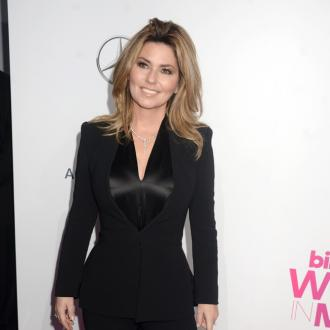 Shania Twain is embracing her 50s