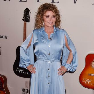 Shania Twain isn't fighting ageing