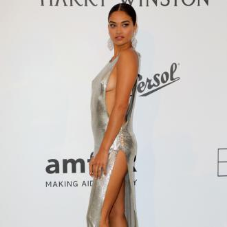 Shanina Shaik's fiancé encourages her to work out daily