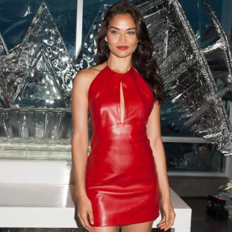 Shanina Shaik keeps her life goals on a 'vision board'