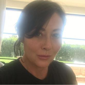 Shannen Doherty's tumor markers 'elevated'