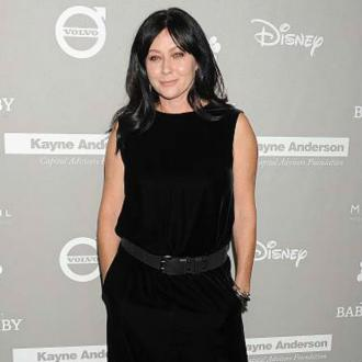 Shannen Doherty inspired to return to Beverly Hills, 90210 for Luke Perry
