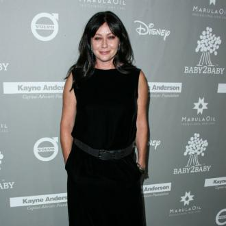 Shannen Doherty 'glad' she returned to Beverly Hills 90210 for Luke Perry tribute
